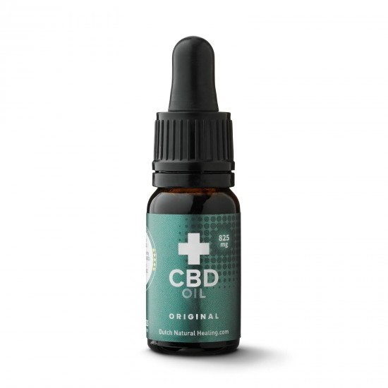 CBD oil 10 ml - 8% (825mg)