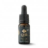 Premium Gold CBD Öl 10ml - 25% (2500mg)