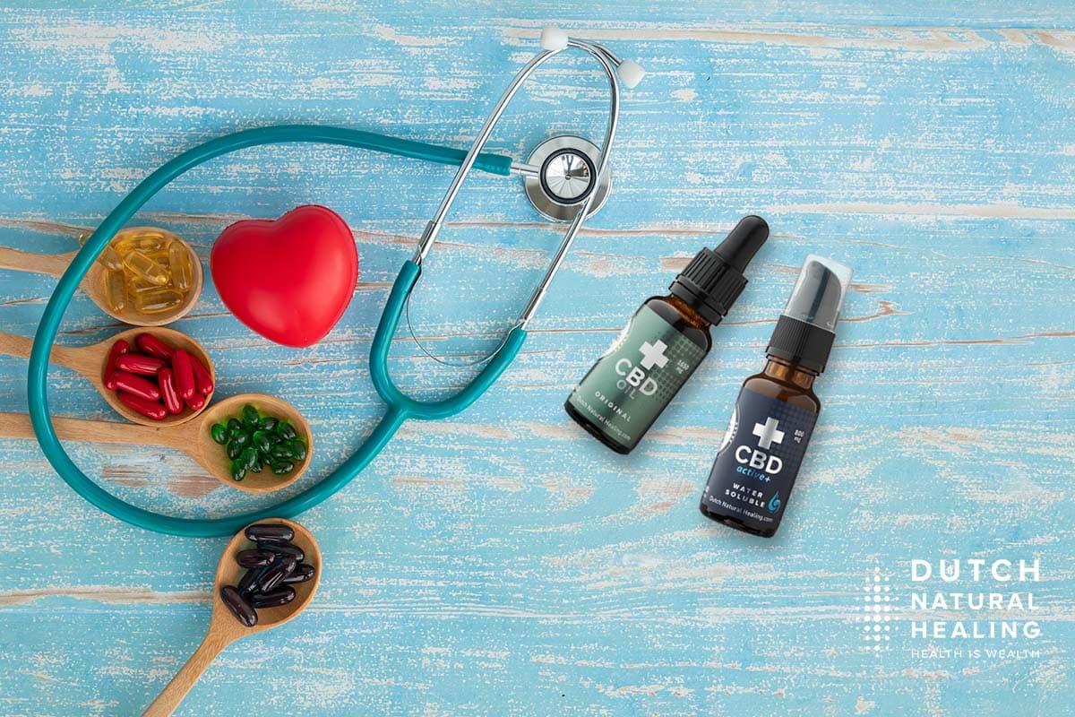 Comment l'huile de CBD pourrait prévenir l'athérosclérose et garder les artères en bonne santé