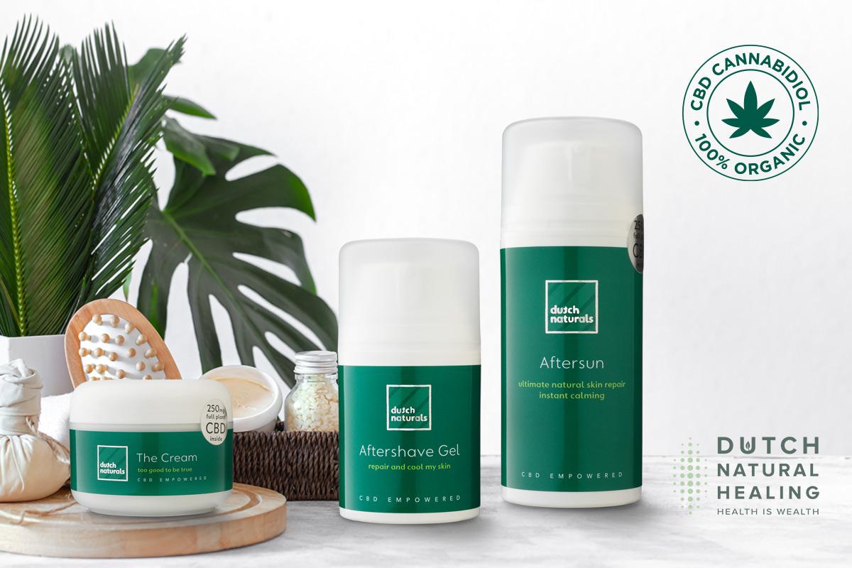 CBD Cosmetica: verbeter jouw huidverzorging routine met hennep huidproducten