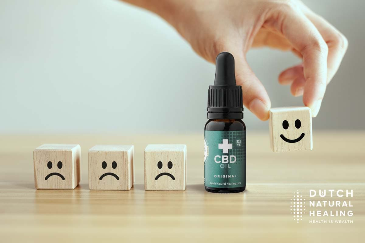 Study into CBD and Depression: CBD oil could replace antidepressants