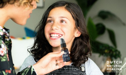 CBD oil for children: 5 things you should know before using CBD for kids