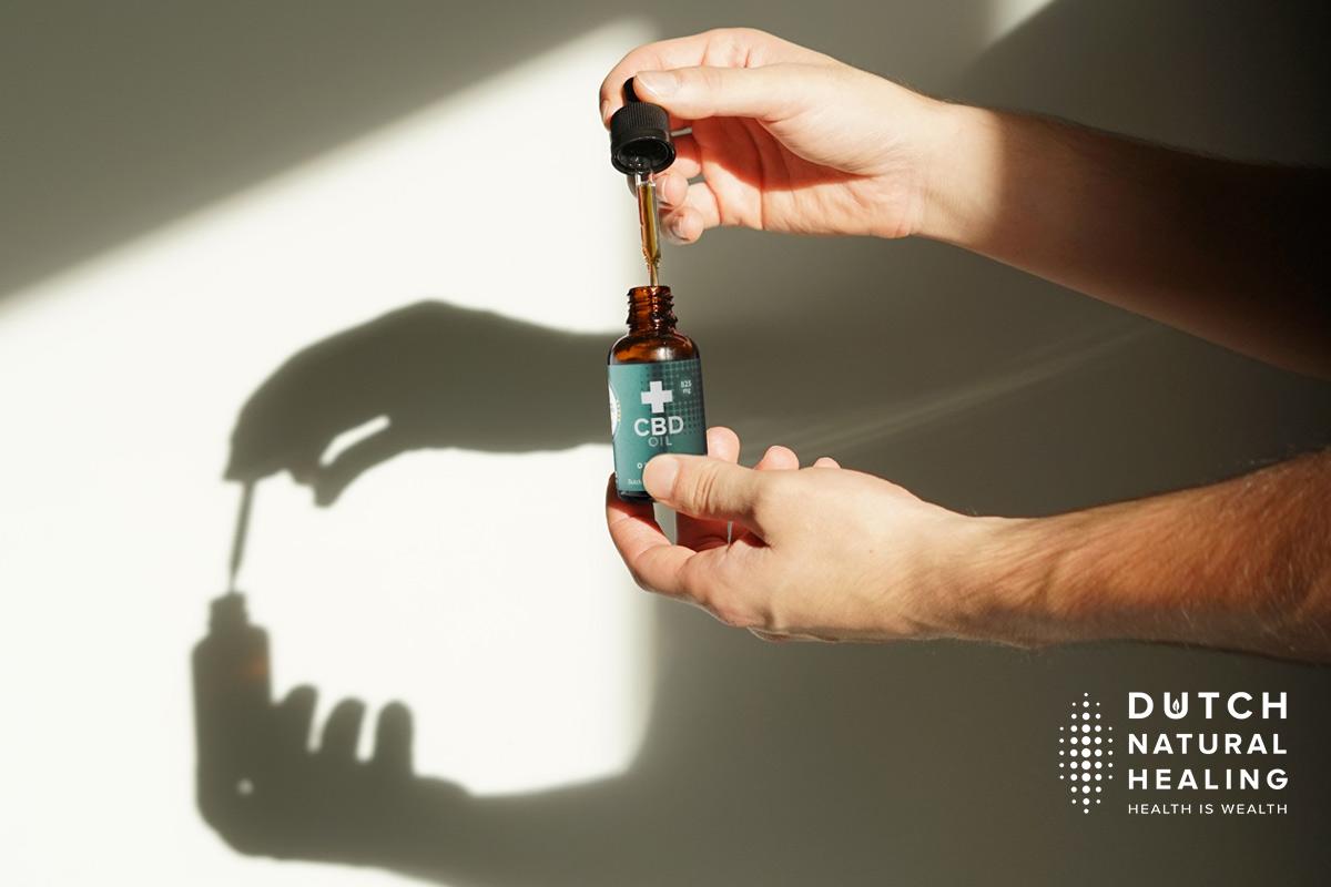 3x CBD-Öl und Hanfprodukte, die bei Angstzuständen und Stress helfen