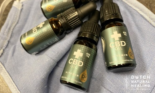 Studies: 'CBD oil and Vitamin D3 could help treat and prevent COVID-19'