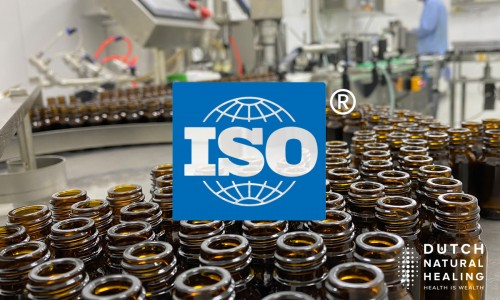 ISO 22000 certified CBD oil: highest quality standards in food safety management