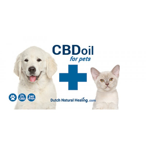 CBD Oil for Pets 10 ml