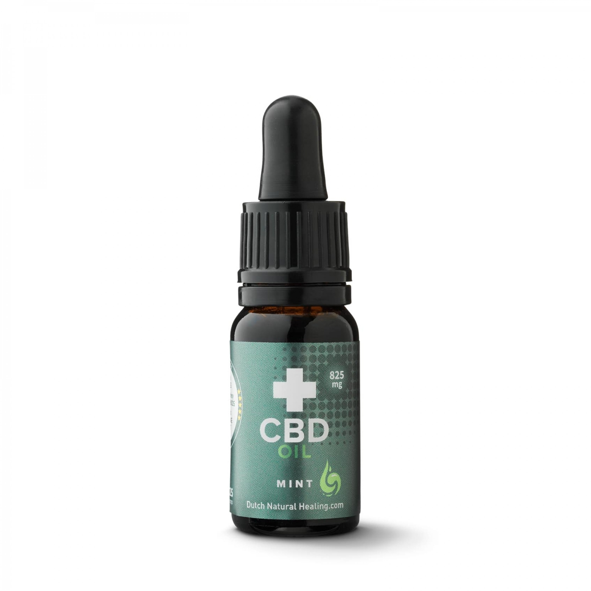 CBD olie 10 ml - 8% (825mg)