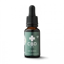 CBD olie 20 ml - 8% (1650mg)