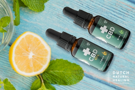 Best tasting CBD oil for daily use: with a hint of lemon or mint