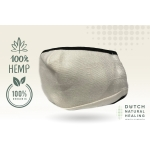 'Flatten the curve' with our FREE Hemp Fiber FACE MASK - 'A mask for life'