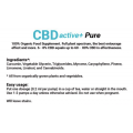 CBDactive+ PURE 10 ml - 8% (800mg)