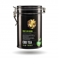 CBD Tea Fruit Explosion - (20 x 5mg)