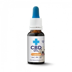 CBD oil for dogs 20ml - 2% (400mg)