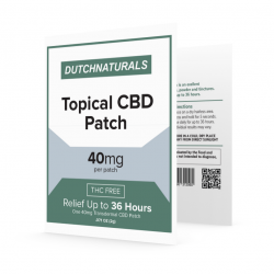 CBD Topical Patch 40mg