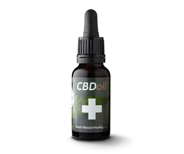 CBD Olie 20 ml