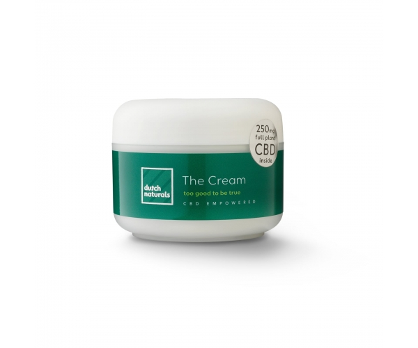 CBD Cream 110ml - 250mg
