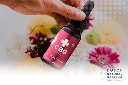 Was ist das CBG in CBG-Öl?