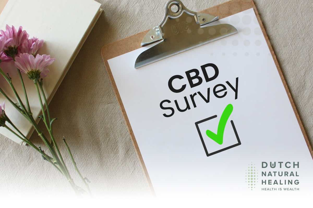 cbd survey shows cbd improves pain sleep mood